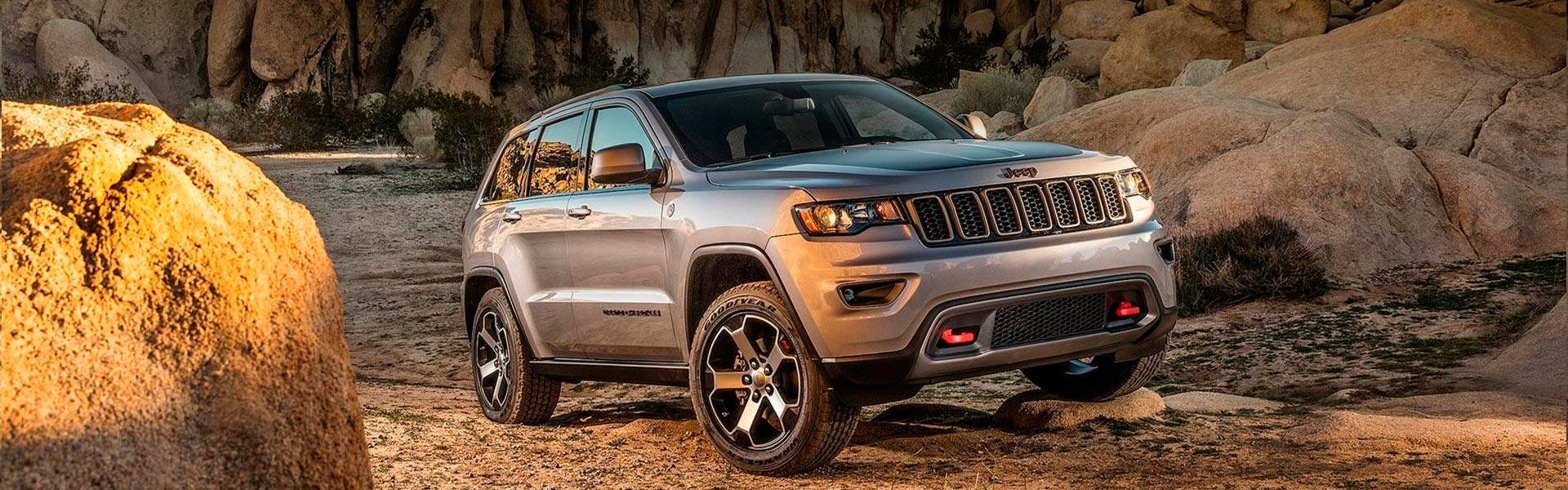 Тормозные диски на Jeep Grand Cherokee