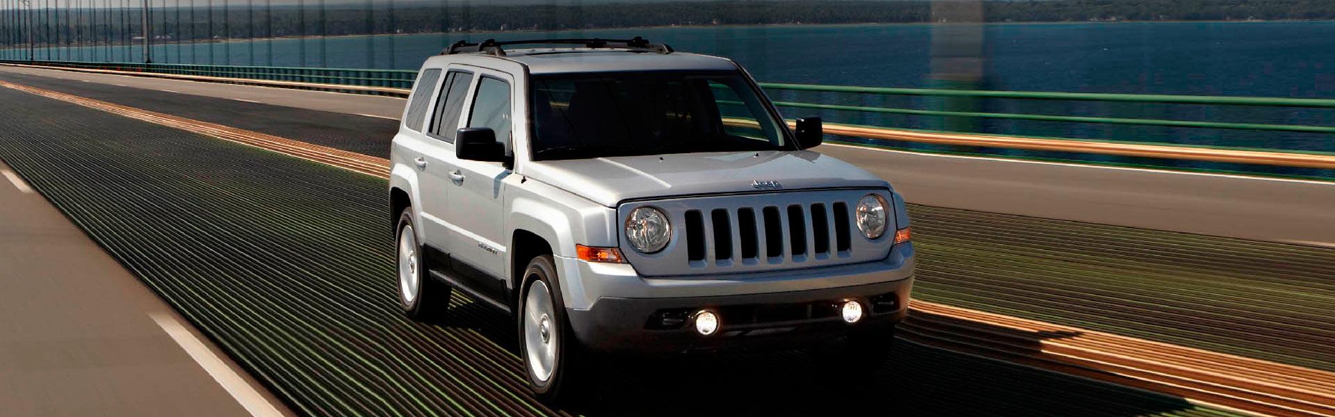 Запчасти на Jeep Liberty Patriot